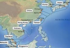 VNPT sẽ có 6 tuyến cáp quang biển vào năm 2020