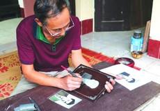 Đặc sắc làng nghề khảm trai nơi ngoại thành Hà Nội