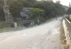 """Lạng Sơn: Cầu gần 60 tỷ """"bỏ hoang"""" vì chưa có đường dẫn"""