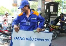 Giá xăng giảm nhẹ, giá dầu tăng