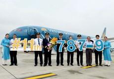 """Vietnam Airlines có chiếc """"giấc mơ bay"""" thứ 11"""
