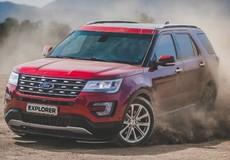 Tháng 4: Ford Việt Nam bán ra hơn 4500 xe