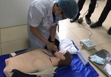Medlatec: 253 thí sinh tham gia thi sát hạch tay nghề điều dưỡng
