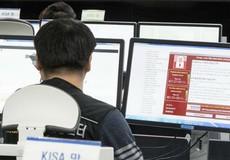 Tấn công mạng 'quét' đến châu Á
