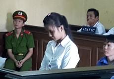 Cô gái giết chồng hờ liên tục kêu oan