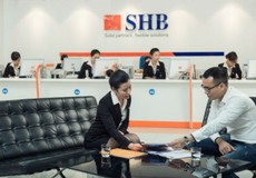 SHB giảm lãi suất cho vay ngắn hạn VNĐ còn tối đa 6,5%/năm