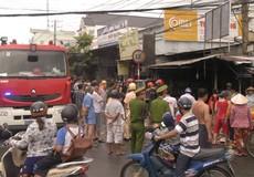 Cần Thơ: Nổ bình gas, cửa hàng tạp hóa bị thiêu rụi