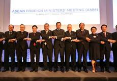 Hội nghị Bộ trưởng Ngoại giao ASEAN xem xét thông qua COC