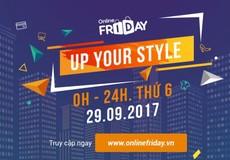 Online Friday 2017 sẽ được tổ chức vào ngày 29/9