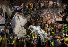 Mexico nỗ lực tìm kiếm các nạn nhân sau động đất