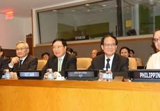 Việt Nam kêu gọi ASEAN tăng cường đoàn kết, giữ vai trò trung tâm
