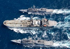Australia xây dựng tàu chiến, tăng cường hệ thống phòng thủ tên lửa