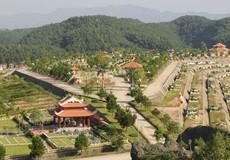 """Vĩnh Phúc: """"Công viên nghĩa trang"""" - Để chủ trương lớn sớm thành hiện thực"""