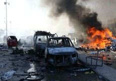 Hơn 300 người chết sau vụ đánh bom ở Somalia