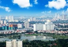 Mãn nhãn ngắm Hà Nội từ trên cao từ căn hộ Sapphire - TNR Goldmark City