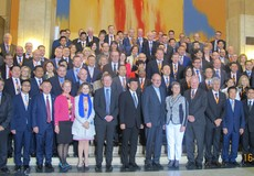 Tổng cục trưởng Tổng cục Hải quan tham dự Hội nghị Tổng cục trưởng Hải quan các nước ASEM lần thứ 12