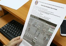 """Dừng đăng kiểm đối với phương tiện chưa nộp """"phạt nguội"""": Còn nhiều vướng mắc"""