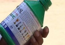 Mẹ mang bầu ép con gái 20 tháng tuổi uống thuốc diệt cỏ tự tử