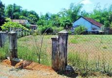 Phù Mỹ (Bình Định): Bí thư Đảng ủy xã Mỹ Phong 'quên' nộp tiền đất