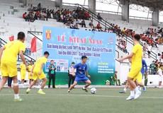 Tưng bừng khai mạc giải bóng đá học sinh Hà Nội tranh Cup Number 1 Active