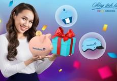 Nhận quà khi gửi tiền tiết kiệm tại VietinBank