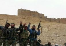 Syria: Chiến dịch chống khủng bố dần đến hồi kết
