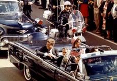 Mỹ giải mật kho tài liệu vụ ám sát Tổng thống John F. Kennedy