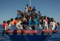 600 người di cư châu Phi được cứu ngoài khơi Tây Ban Nha