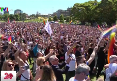 Hơn 60% người dân Australia ủng hộ hôn nhân đồng giới