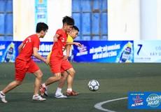 16 đội vào vòng 1/8 giải bóng đá học sinh Hà Nội tranh Cup Number 1 Active