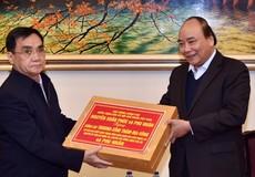 Việt Nam luôn ủng hộ Lào phát triển