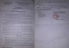 Phú Thọ: Thành lập Tổ công tác kiểm tra, rà soát hồ sơ xử lý sai phạm của lãnh đạo xã Tam Thanh