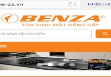 Thương hiệu bếp Benza có nguồn gốc từ Trung Quốc?