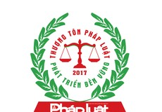 """Phát động Cuộc thi viết Vinh danh Doanh nghiệp, doanh nhân """"Thượng tôn pháp luật, phát triển bền vững'"""