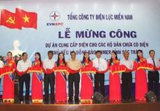 Sóc Trăng:  Hơn 97% hộ đồng bào dân tộc Khmer được cung cấp điện