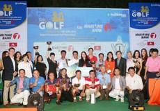 Giải Golf Doanh nhân Sài Gòn cúp Maritime Bank năm 2016 đã khởi tranh đầy sôi động