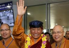 Đức Gyalwang Drukpa và 100 Thượng tọa Đại đức tới Việt Nam