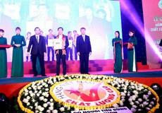 Vinamilk thương hiệu sữa duy nhất 21 năm liền nhận giải thưởng hàng Việt Nam chất lượng cao do người tiêu dùng bình chọn