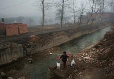 80% nước ở vùng nông thôn Trung Quốc không thể uống