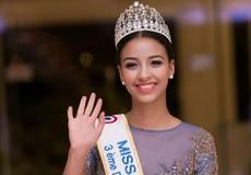 Hoa hậu Pháp 2014 Flora Coquerel, Hoa hậu Việt Nam 2010 Đặng Ngọc Hân cùng chia sẻ bí kíp thời trang