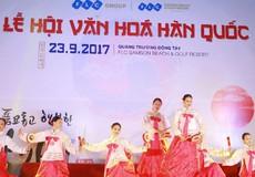 Ngập tràn sắc màu Hàn Quốc trong lễ hội văn hóa tại FLC Sầm Sơn