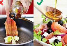 4 sai lầm trong ăn uống khiến bạn khó giảm cân