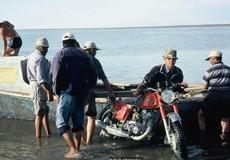 Hé lộ bí mật hòn đảo thử nghiệm khuẩn bệnh than của Liên Xô