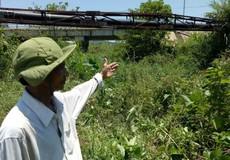 """Quảng Ngãi: Cụm công nghiệp Tịnh Ấn Tây xả nước thải """"đầu độc"""" người dân"""