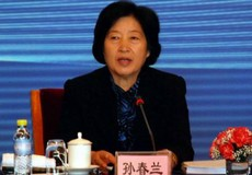 Trung Quốc: Những điều ít biết về nữ ủy viên Bộ Chính trị duy nhất