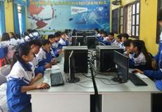 """Học sinh Hải Phòng hào hứng với cuộc thi """"Luật gia tương lai"""""""