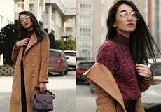 Những kiểu áo khoác phù hợp với xu hướng thu đông 2017