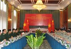 Việt Nam - Trung Quốc thảo luận hợp tác biên phòng