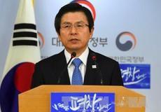 Trao bằng Tiến sĩ danh dự cho nguyên Quyền Tổng thống Hàn Quốc