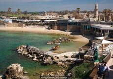 Kho báu 2.000 đồng tiền vàng 1.000 năm tuổi dưới đáy biển Israel